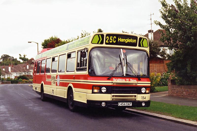 154 C454OAP, Goldstone Valley 4/9/1994