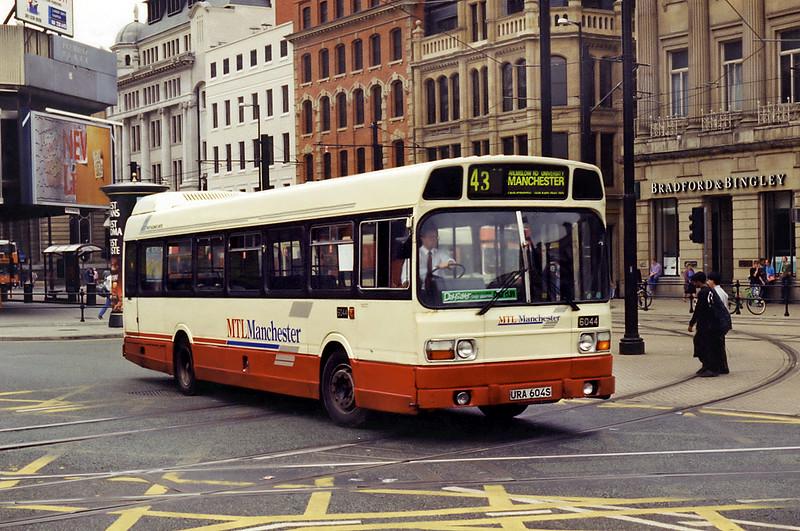 6044 URA604S, Manchester 5/8/1994