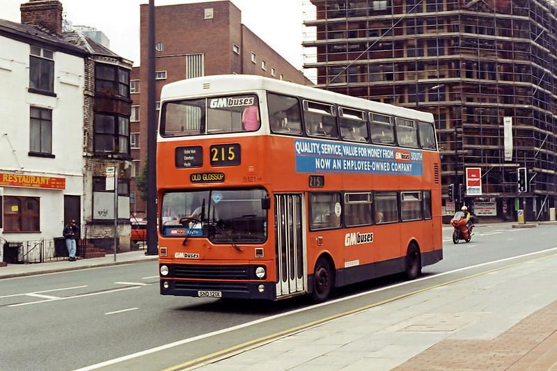 5121 SND121X, Manchester 5/8/1994