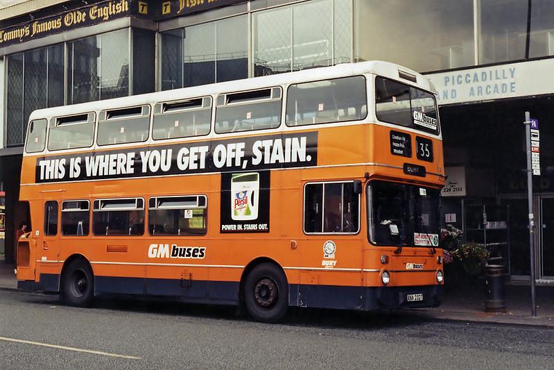4232 ANA232T, Manchester 5/8/1994