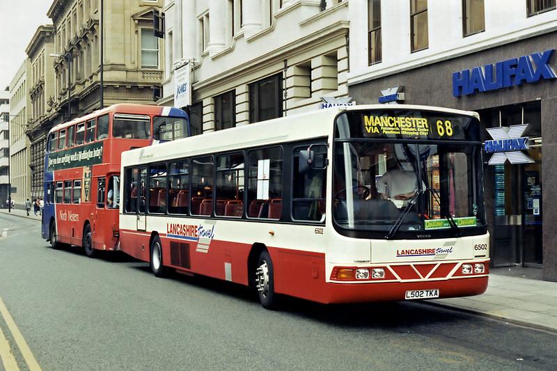 6502 L502TKA, Manchester 5/8/1994