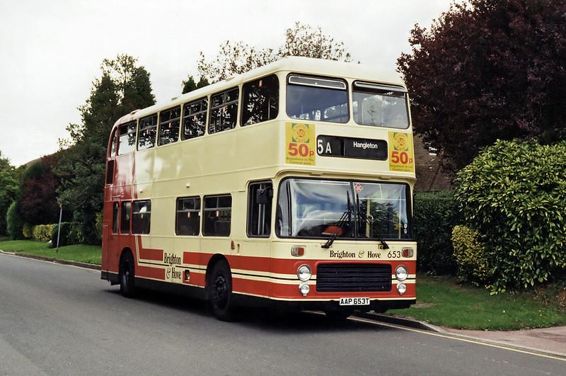 653 AAP653T, Patcham 10/9/1994
