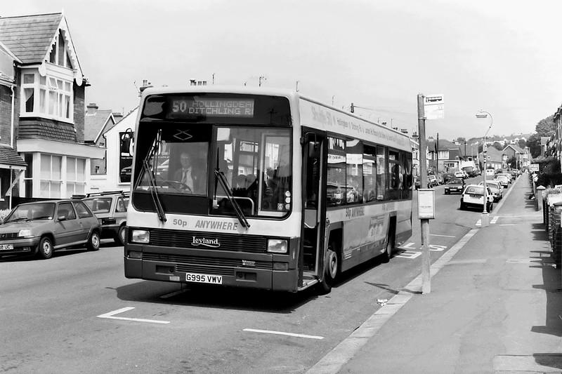 95 G995VWV, Hollingdean 14/7/1994