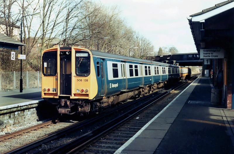 508128 and 507019, Garston 17/3/1994