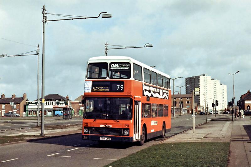 3281 F281DRJ, Croxteth 17/3/1994