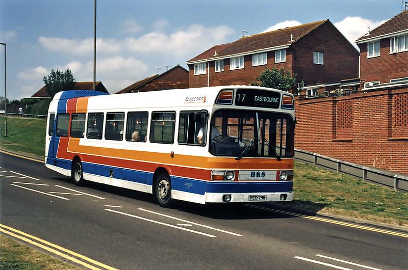 173 PCD73R, Langney 19/7/1994