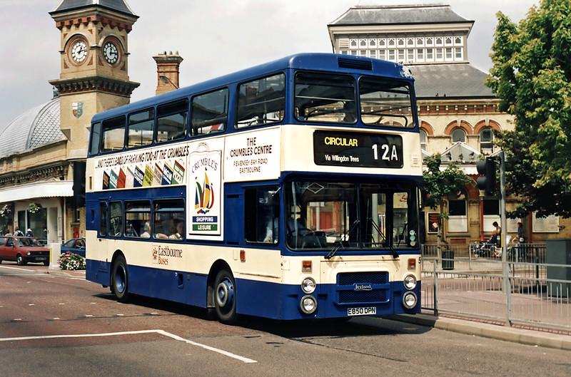 50 E850DPN, Eastbourne 19/7/1994