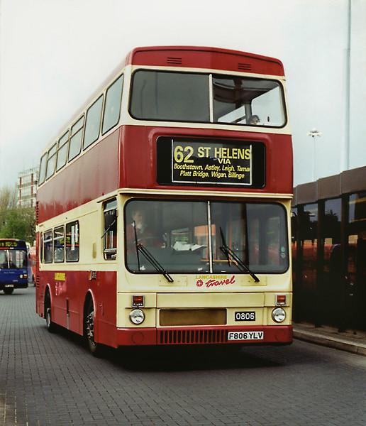 0806 F806YLV, Wigan 22/4/1994