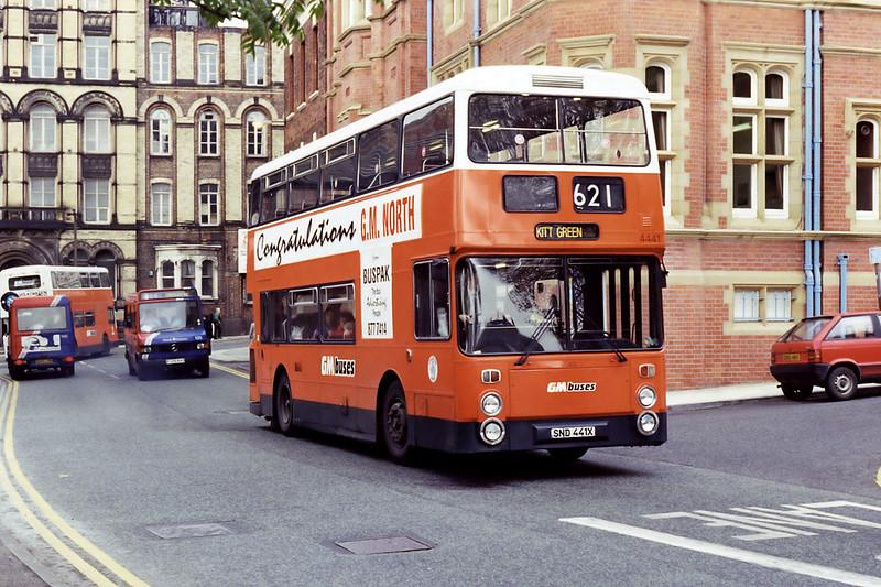 4441 SND441X, Wigan 22/4/1994