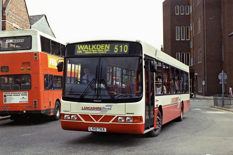 6510 L510TKA, Wigan 22/4/1994