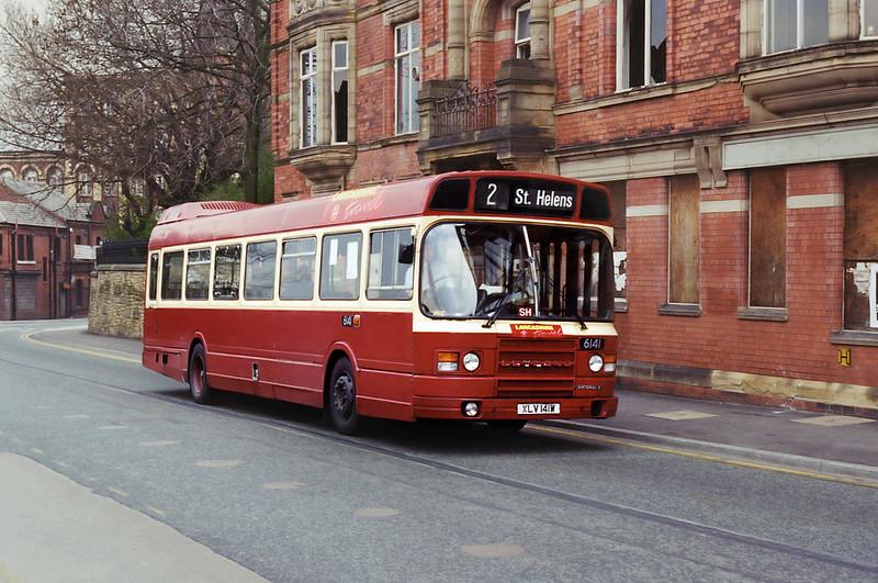 6141 XLV141W, Wigan 22/4/1994
