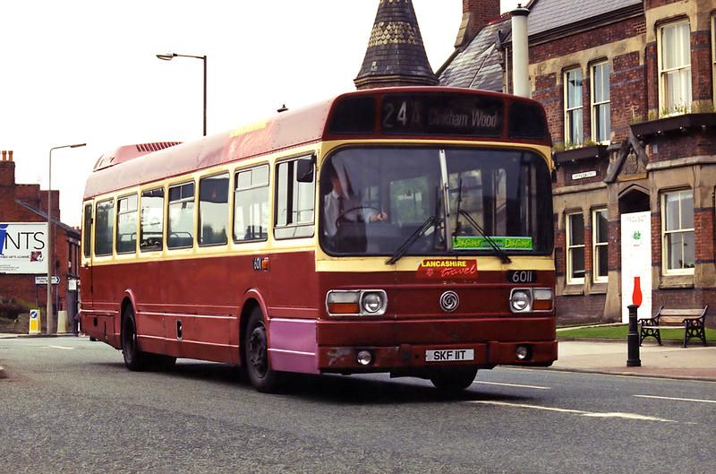 6011 SKF11T, St Helens 28/5/1994