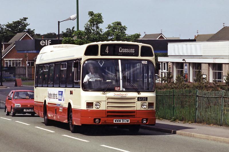 6135 WWM913W, Formby 28/5/1994