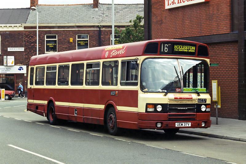6037 UEM37V, St Helens 28/5/1994