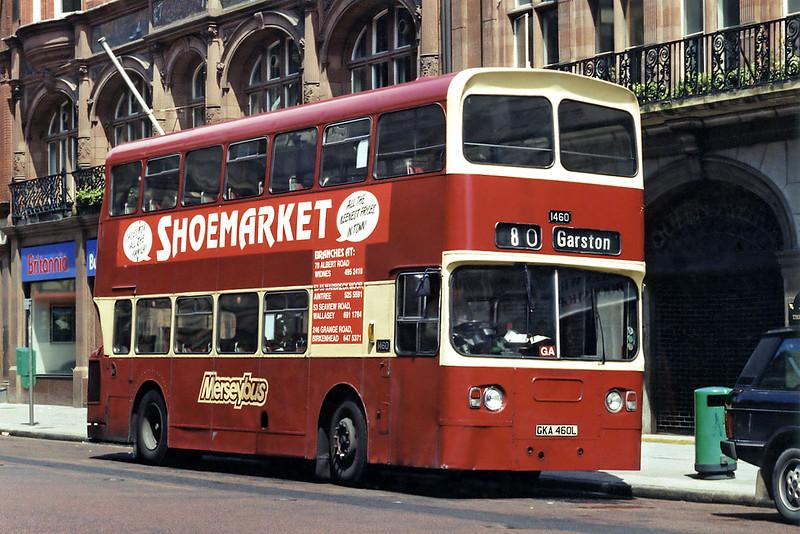 1460 GKA460L, Liverpool 28/5/1994