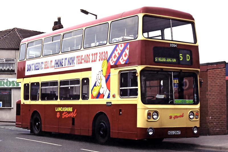 0394 VCU394T, St Helens Junction 28/5/1994