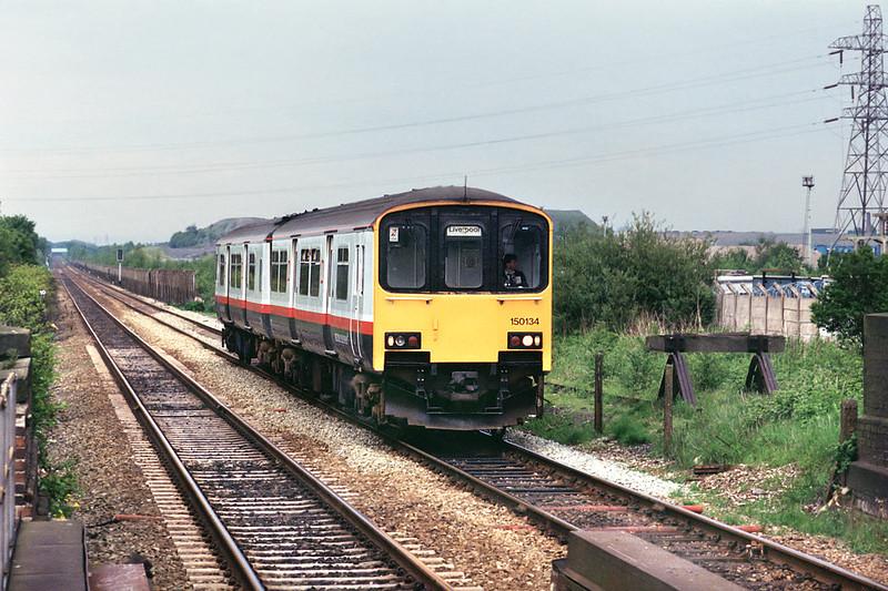 150134 St Helens Junction 28/5/1994