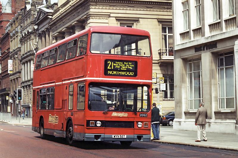 2052 WYV52T, Liverpool 28/5/1994