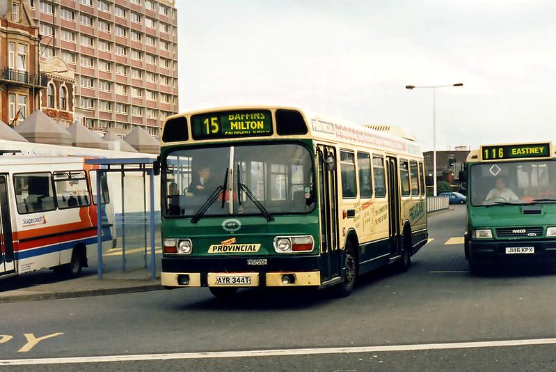 405 AYR344T, Portsmouth Hard 5/4/1995