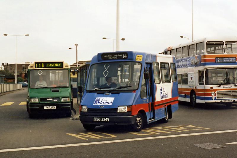 809 E809WDV, Portsmouth Hard 5/4/1995