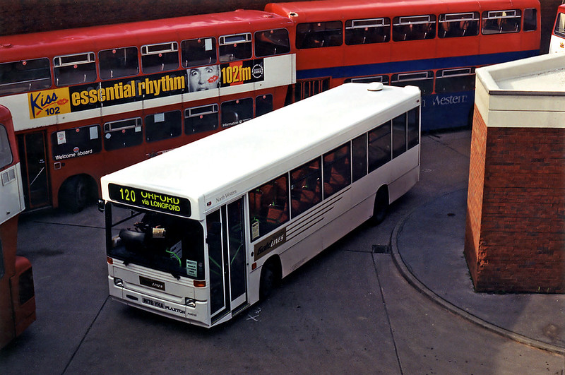 1176 M176YKA, Warrington 7/3/1995