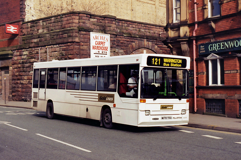 1178 M178YKA, Warrington 7/3/1995