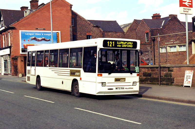 1173 M173YKA, Warrington 7/3/1995