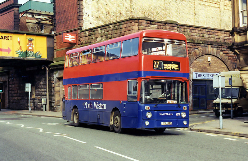 723 UPK139S, Warrington 7/3/1995