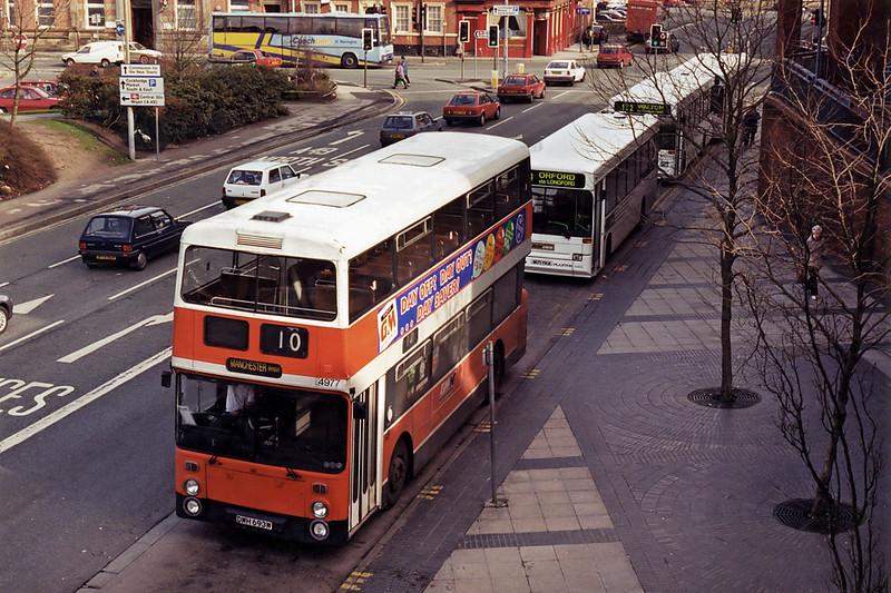 4977 DWH693W, Warrington 7/3/1995