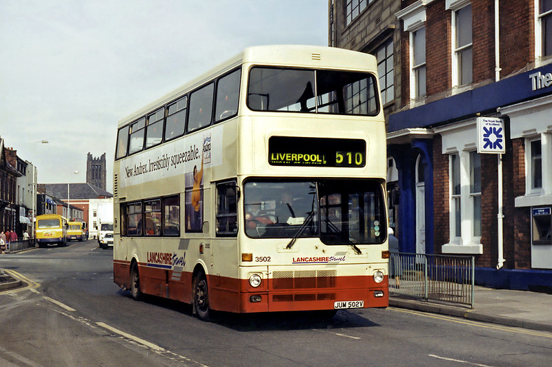 3502 JUM502V, St Helens 10/3/1995