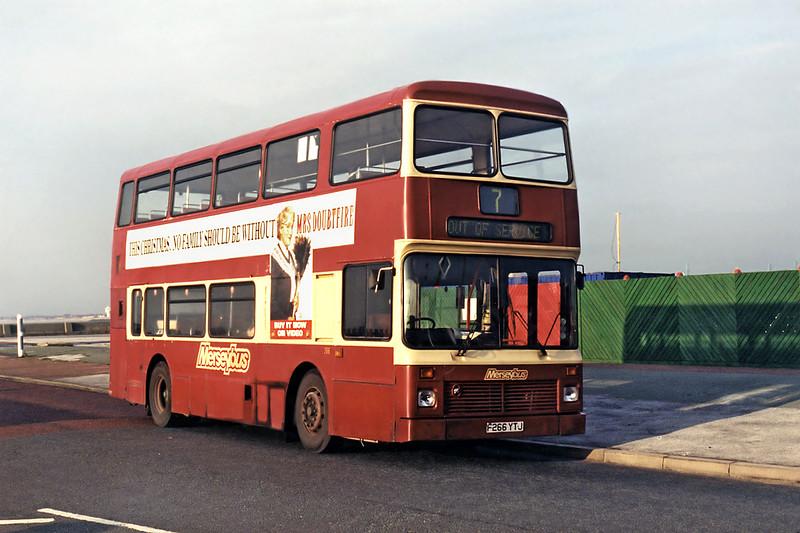 266 F266YTJ, New Brighton 10/3/1995
