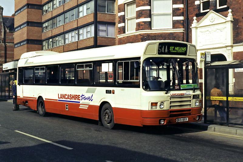 6171 CKB168X, St Helens 10/3/1995