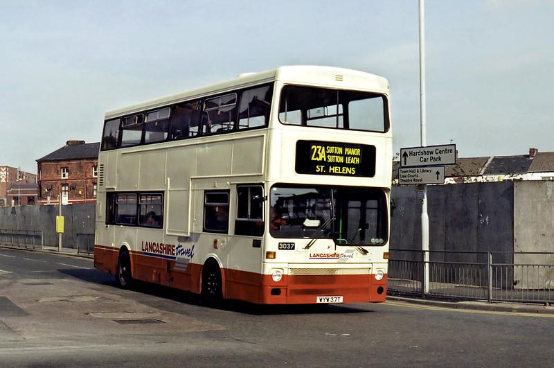 3037 WYW37T, St Helens 10/3/1995