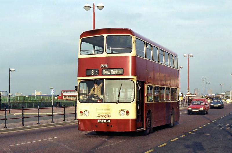 1589 GKA14N, New Brighton 10/3/1995