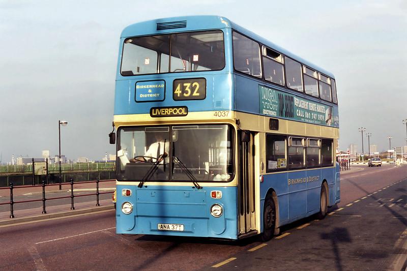 4037 ANA37T, New Brighton 10/3/1995