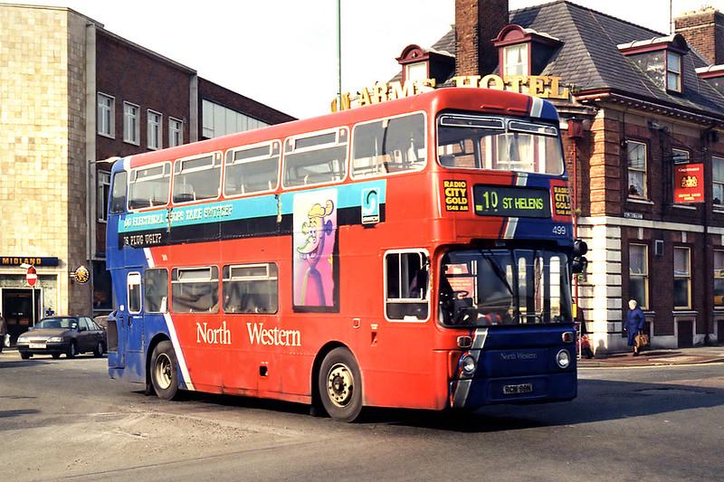 499 RCN99N, St Helens 10/3/1995