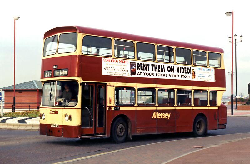 1484 GKA484L, New Brighton 10/3/1995
