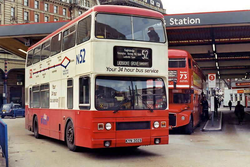 T302 KYN302X, Victoria 11/1/1995