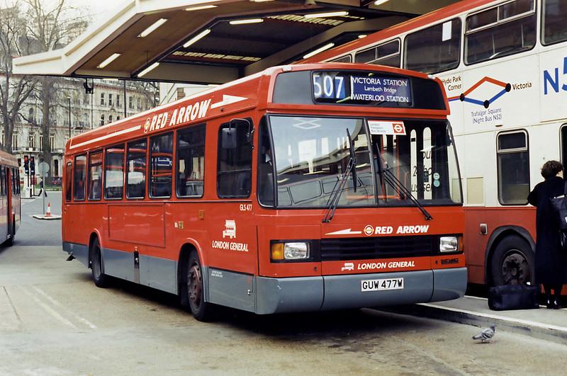 GLS477 GUW477W, Victoria 11/1/1995