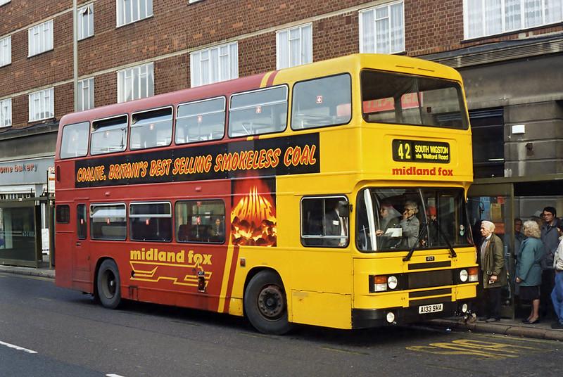4517 A133SMA, Leicester 22/11/1995