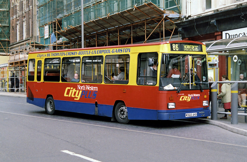 1222 M322AKB, Liverpool 6/2/1998