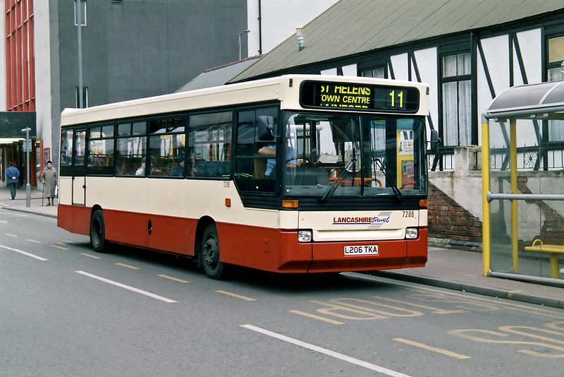 7206 L206TKA, St Helens 6/2/1998