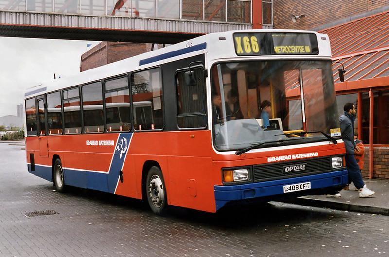 4788 L488CFT, Gateshead Metro Centre 12/5/1996