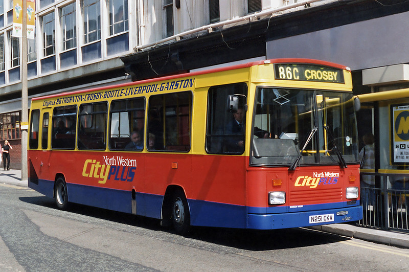 1251 N251CKA, Liverpool 13/5/1996