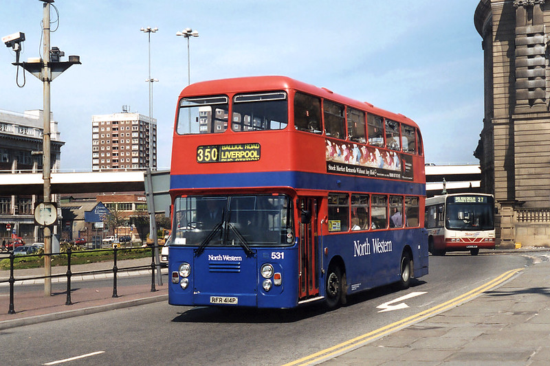 531 RFR414P, Liverpool 13/5/1996