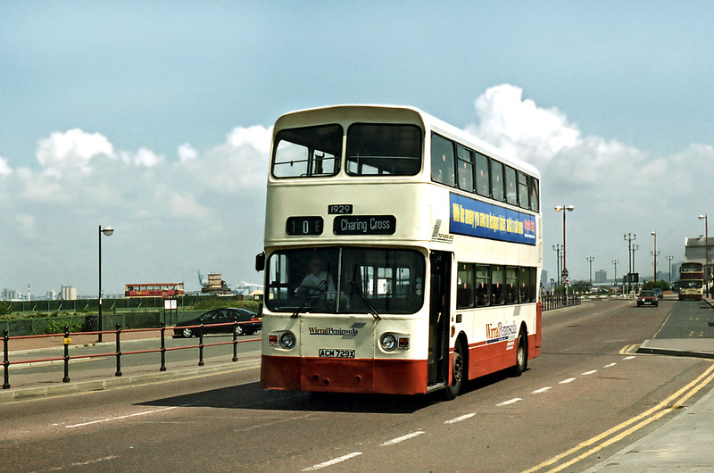 1929 ACM729X, New Brighton 13/5/1996