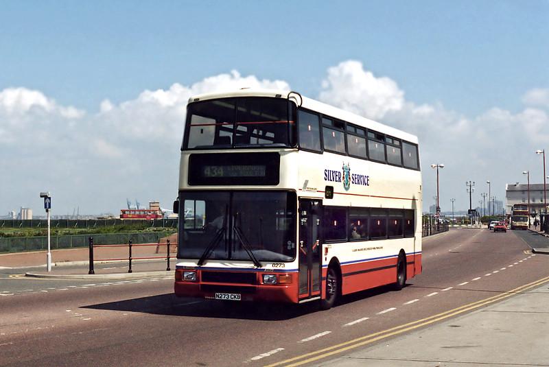 0273 N273CKB, New Brighton 13/5/1996