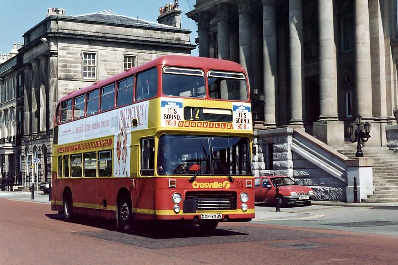 DVL708 GRF708V, Birkenhead 13/5/1996