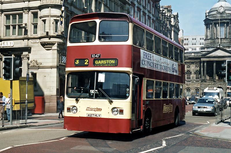 1047 A127HLV, Liverpool 13/5/1996