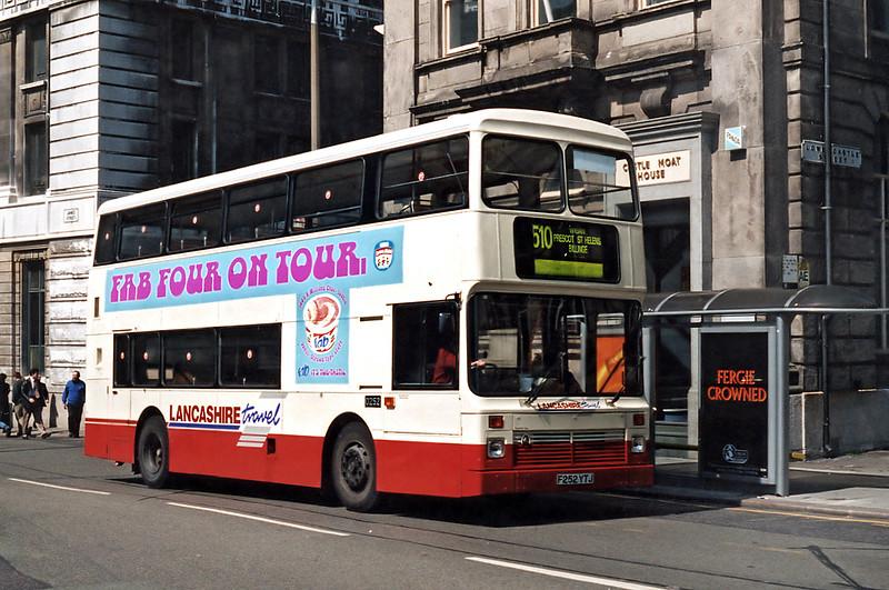 0252 F252YTJ, Liverpool 13/5/1996